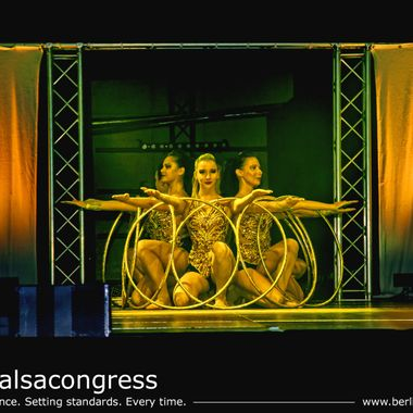 I was invited for the Berlin Salsa Congress 2015