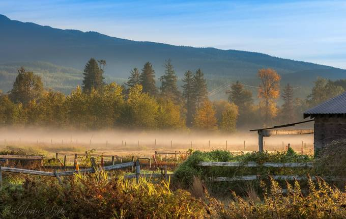 Farm Living by gszabo - Fences Photo Contest
