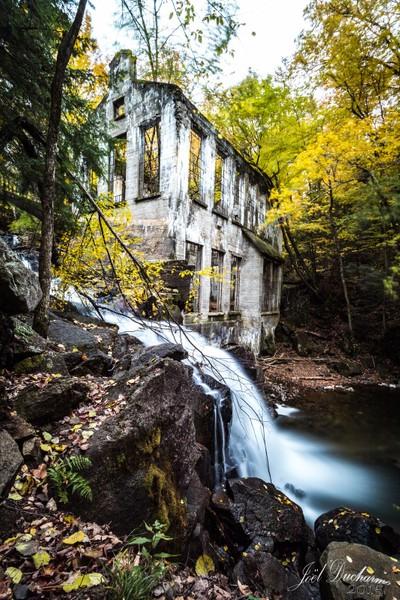 Wilson Carbide Mill Ruins