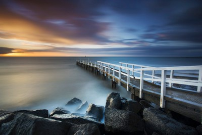 olivers hill jetty