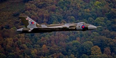 XH558 Vulcan Bomber