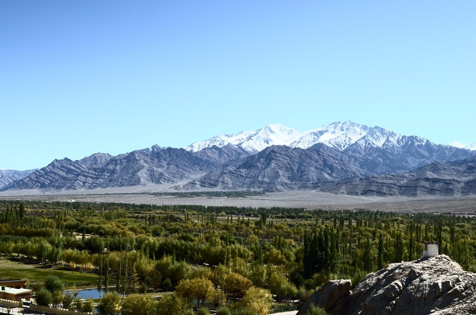 """LADAKH - """"LAND OF THE MOUNTAINS AND VALLEYS"""""""