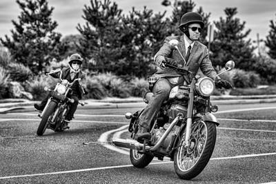 The Gentleman's Ride