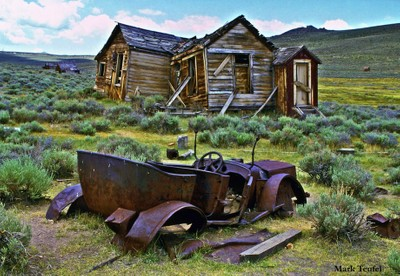 Bodie CA Ghost Town 50