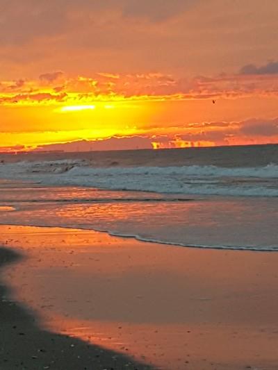 Holden Beach, NC Sunrise