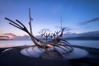 Goodnight Reykjavik ..