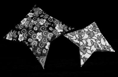 Origami Sculpture B