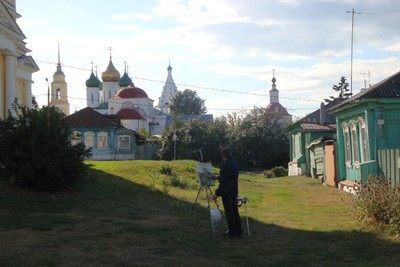 Russia. Kolomna (Moscow region)