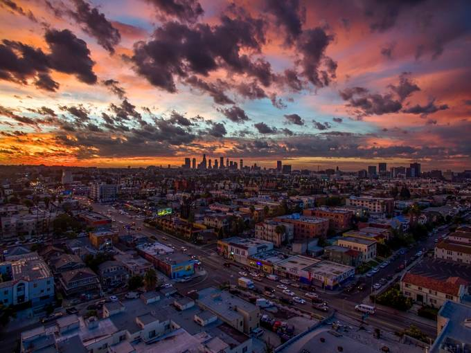Sunrise in Paradise  by ArtbyArt - My City Photo Contest