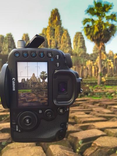Angkor Thom Liveview