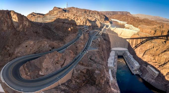 Hoover Dam by toxictabasco - Above The Earth Photo Contest