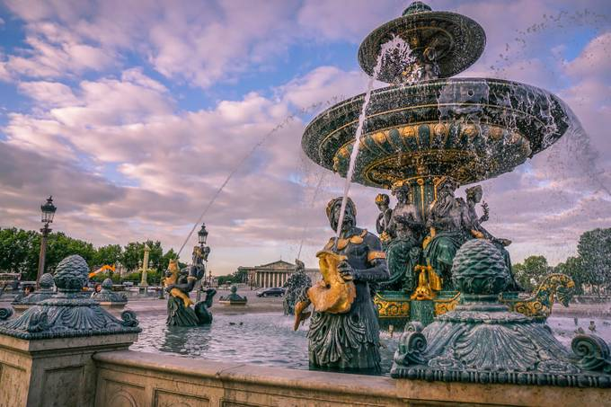 Place de Concorde by Estee623 - Paris Photo Contest