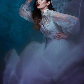 Sirens were always one of my favorite creatures in mythology, and while mermaids were not my original inspiration, the blurring and atmosphere of...