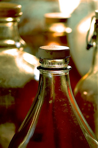 Bottle and Cap
