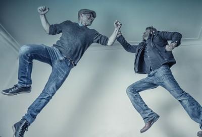 Fight/Jump