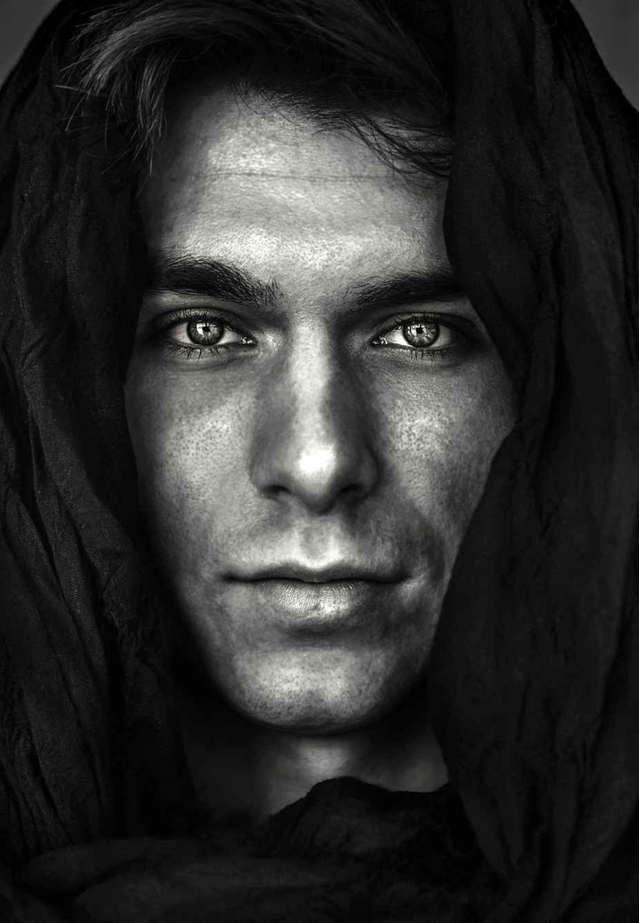 Soulintheyes by armandoespinoza - Dramatic Portraits Photo Contest