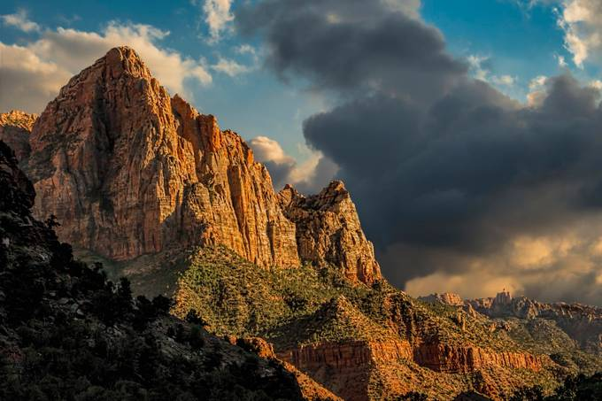 Zion by RichardReames - Secret Canyons Photo Contest