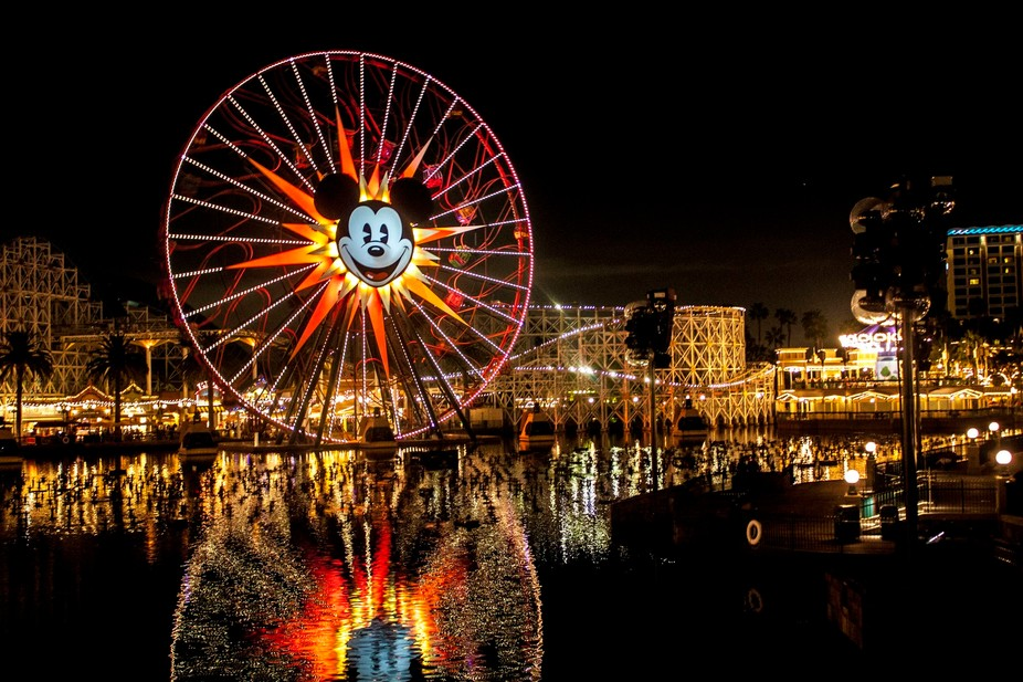 Disney Ferris Wheel FCE
