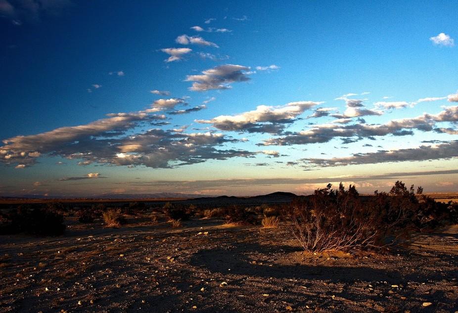 Desert Sunset #2