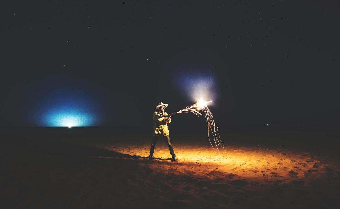 Science Fiction Photo Contest Winner