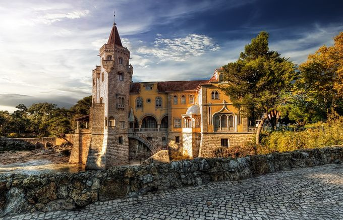Cascais by David-B - Enchanted Castles Photo Contest