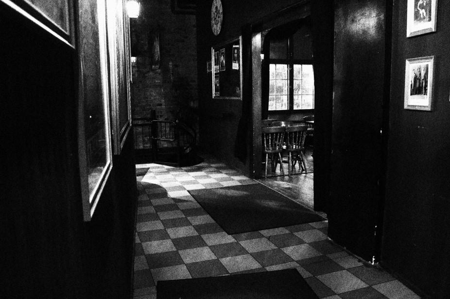 Bar at closingtime