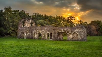 Waverley Abbey, Surrey.