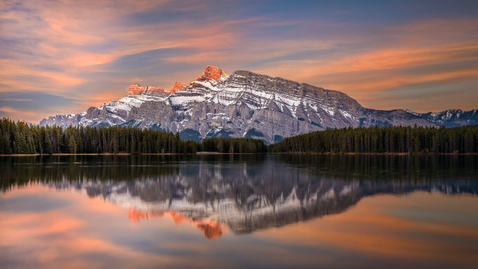 Banff by chadmcmahon - Using Filters Photo Contest