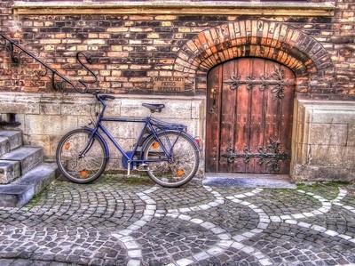 Belgium alley