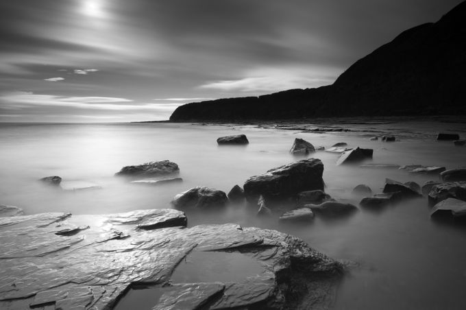 Tidal Confusion by StuartByles - A Black And White World Photo Contest