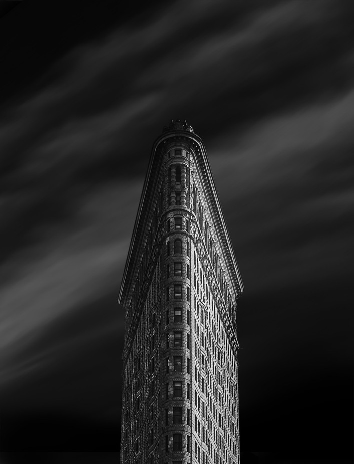 Iron by jasonmatias - Black And White Architecture Photo Contest
