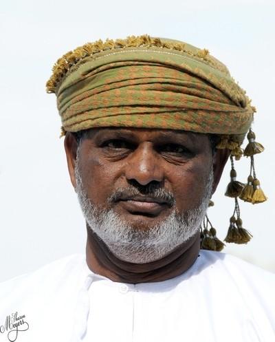 Omani horseman
