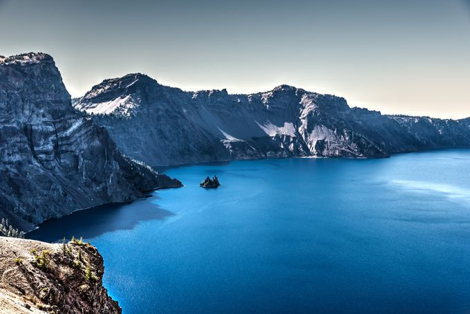 Crater Lake by lshowa - Around the World Photo Contest By Discovery