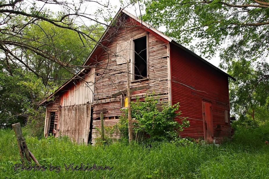 Old Farm Buildings!!