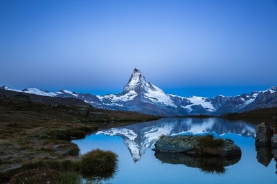 Matterhorn before sunrise