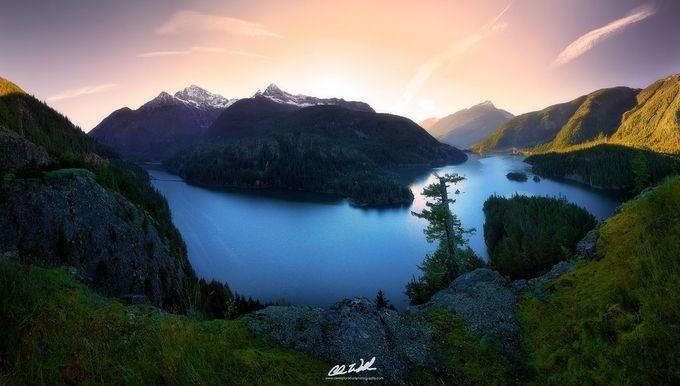Lago Diablo  by ChrisWilliamsEXP - Resource Travel Inspiration Photo Contest vol2