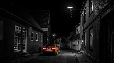 Holbæk by Night