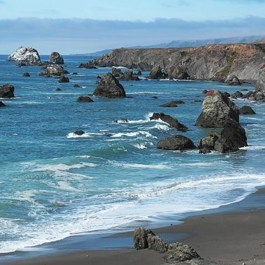 Bodega Bay Beach, CA