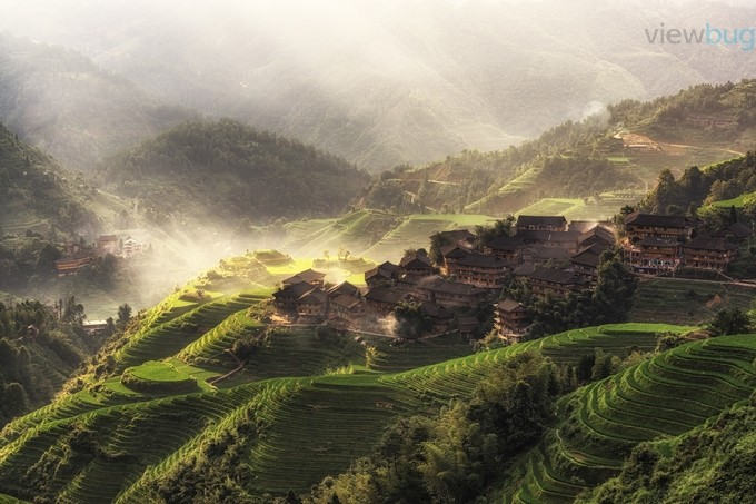 The morning light by aaronchoiphoto - Resource Travel Inspiration Photo Contest vol2