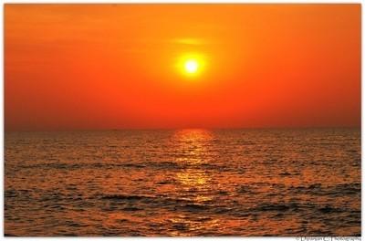 Sunset@ArabianseaatMaravante