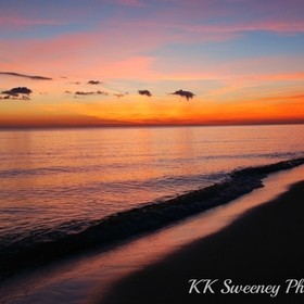 This photo was taken on a recent vacation to Seagrove Beach in Florida.  Almost every day we had perfect clear weather so most of the sunsets wer...