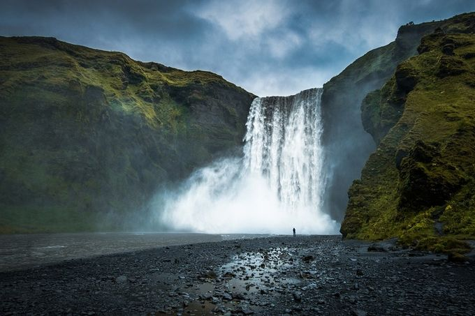 Mighty Skógafoss by philipslotte - Creative Travels Photo Contest