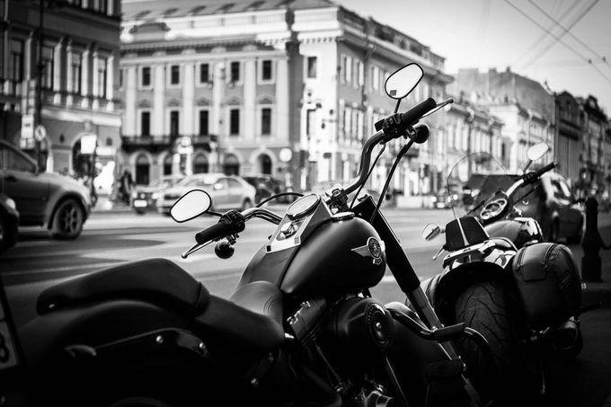 JustBike by vittoriavitte - Motorcycles Photo Contest