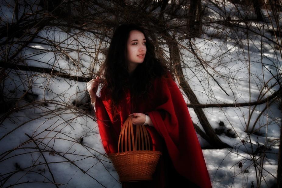 Red Ridding Hood (December)