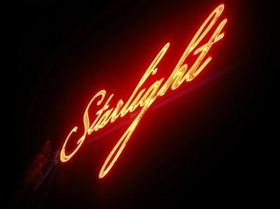 Starlight Sign