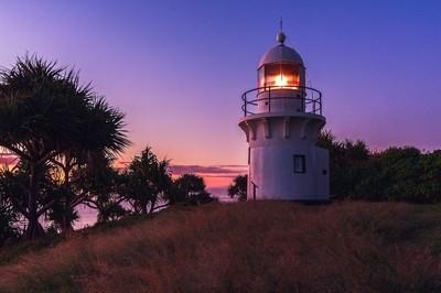 Fingal Heads Lighthouse