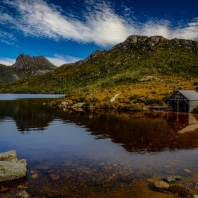 On a recent trip to Tasmania I visited Cradle Mountain a place I have always wanted to go for photography.
