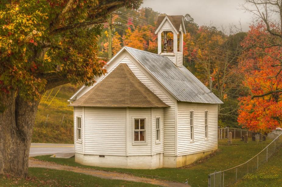 Wears Valley Chapel Autumn