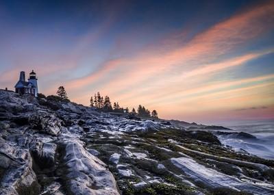 Pemaquid Point Sunrise-1