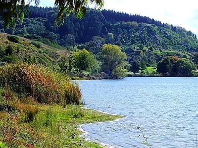 Lake Tutira 2.